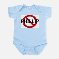 Anti-Phillip Infant Creeper