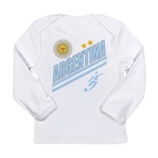 Argentina world cup soccer Long Sleeve Infant T-Sh