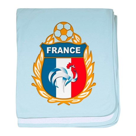 France Infant Blanket
