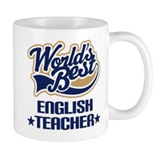 Worlds Best English Teacher Mug