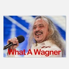 What A Wagner Postcards (Package of 8)