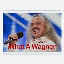 What A Wagner Wall Calendar