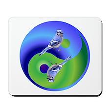 Blue Jay Mousepad