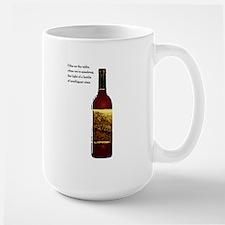Ode To Wine Mug