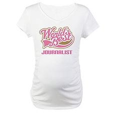 Worlds Best Journalist Shirt