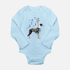 Great Dane Mantle UC Carousel Long Sleeve Infant B
