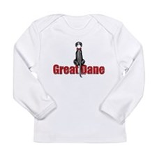 Mantle Great Dane UC Fence Si Long Sleeve Infant T