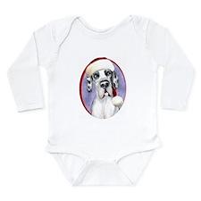 Santa Dane Harle UC Long Sleeve Infant Bodysuit