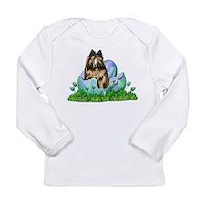 Belgian Tervuren Easter Long Sleeve Infant T-Shirt