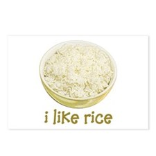 Rice Postcards (Package of 8)