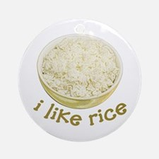 Rice Ornament (Round)