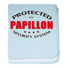 Papillon Security Infant Blanket