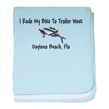 Trailer Week Infant Blanket