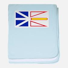 Newfoundland and Labrador Infant Blanket