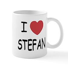 I heart Stefan Mug