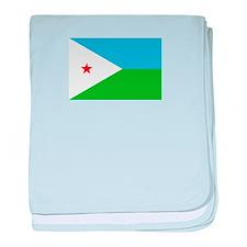 Djibouti Infant Blanket