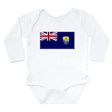 Saint Helena Long Sleeve Infant Bodysuit