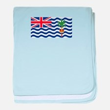 The British Indian Ocean Terr Infant Blanket