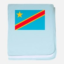 The Democratic republic of th Infant Blanket