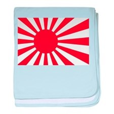 Naval Ensign of Japan Infant Blanket
