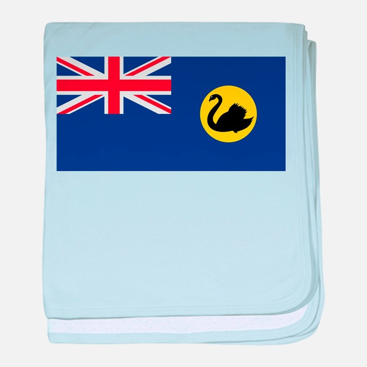 Baby Gifts Western Australia : Western australia baby blankets personalized