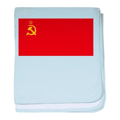USSR Infant Blanket