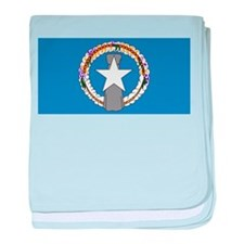 The Northern Mariana Islands Infant Blanket