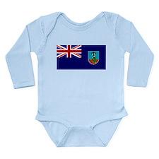 Montserrat Long Sleeve Infant Bodysuit