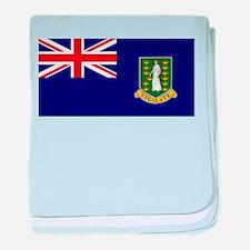The British Virgin Islands Infant Blanket