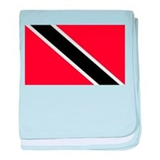 Trinidad and Tobago Infant Blanket