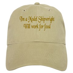Ship Modeling Forum Baseball Cap