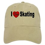 I Love Skating Cap