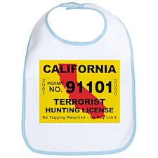 California Terrorist Hunting Bib