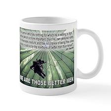 BETTER MEN Mug