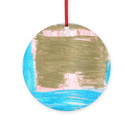 Keishawna Collins Ornament (Round)