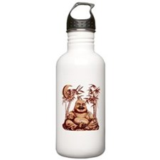 Riyah-Li Designs Happy Buddha Water Bottle