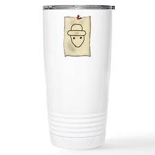 Gold Leprechaun Travel Mug