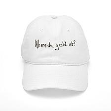 Gold Leprechaun Baseball Cap