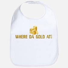 Gold Leprechaun Bib