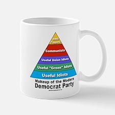 Democrat Party Mug