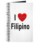 I Love Filipino Journal