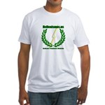 Hellenismos Fitted T-Shirt