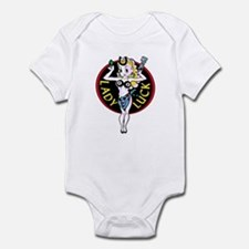 Lady Luck Infant Bodysuit
