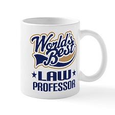 Worlds Best Law Professor Mug