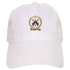 BARRILLEAUX Family Crest Baseball Cap