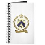 BARRILLEAUX Family Crest Journal