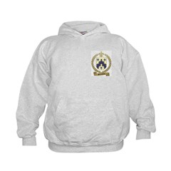 BARRILLEAUX Family Crest Hoodie