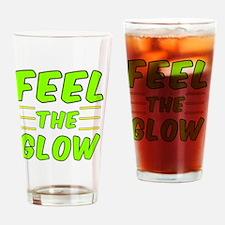 Bada boom Drinking Glass