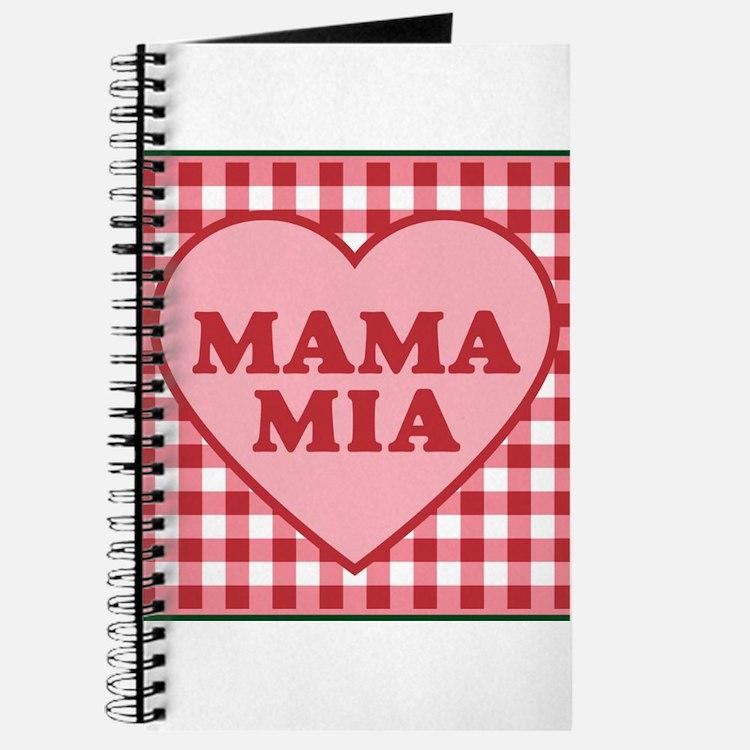 Mama Mia Journal