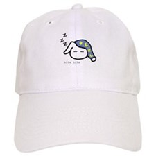 Cute Sleeping bunnies Baseball Cap